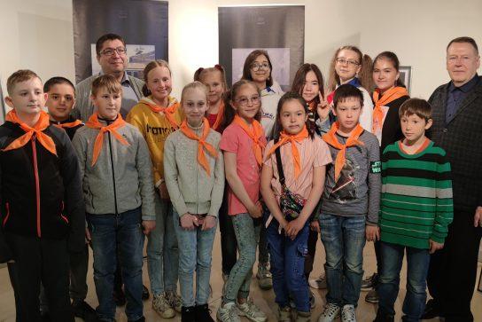 Леонид Николаев принял участие в открытии выставки «Баллада о Чукотке»