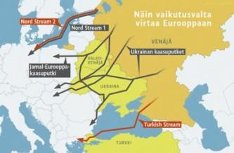 США подсчитали убытки Украины от «Северного потока — 2»