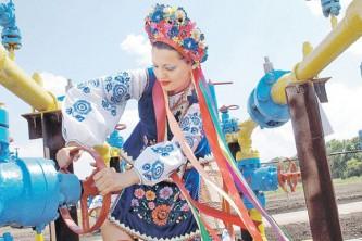 Украина до сих пор умудряется воровать российский газ