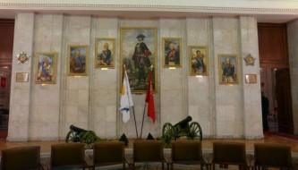 Академия Генштаба ВС РФ будет изучать опыт сирийской войны