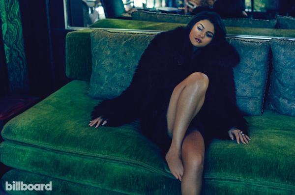 Селена Гомес стала «Женщиной Года 2017» по версии Billboard