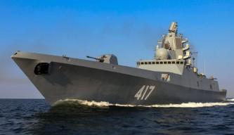 «Адмирал Горшков» перепугал Британию, приблизившись к ее берегам