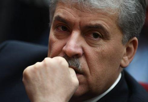 Подмосковные депутаты инициируют расследование махинаций Павла Грудинина