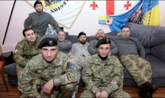 «Грузинский легион» покинул ряды ВС Украины