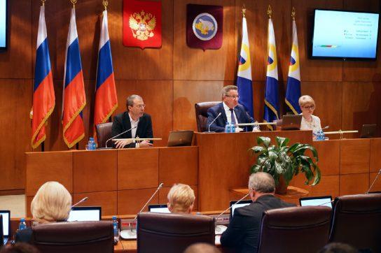 В федеральном бюджете появилась строка о прокладке оптоволокна на Чукотку