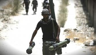 НАТО завалила Сирию нелегальным оружием