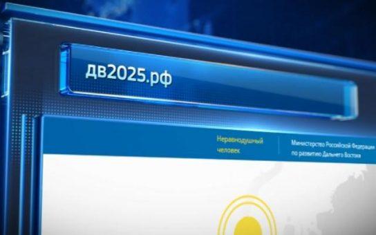 Жители Чукотки могут проголосовать за предложенные меры по развитию Дальнего Востока на портале дв2025.рф