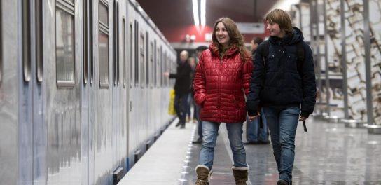 Валентинка из Метрополитена: заработал сервис по доставке открыток ко Дню всех влюбленных