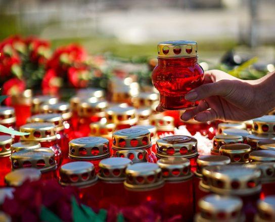 Жители Чукотки почтили память павших в борьбе с фашизмом