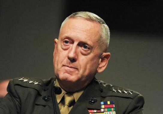 Министр обороны США пожаловался на Путина и Россию