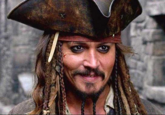 Порошенко сравнили с пиратом Джеком «Воробьем»