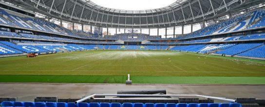 Строительство стадиона «Динамо» планируют завершить к концу апреля
