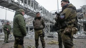 Украина: Российских военных в Донбассе нет, зато есть добровольцы