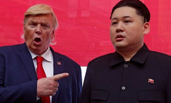Белый дом: Трамп в любой момент может отказаться от встречи с Ким Чен Ыном