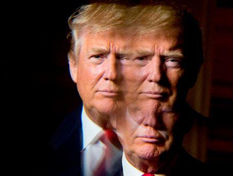 Трамп страдает раздвоением личности