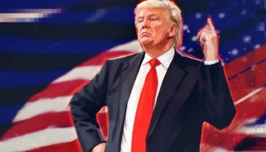 Дональд Трамп уверенно перешел красную черту