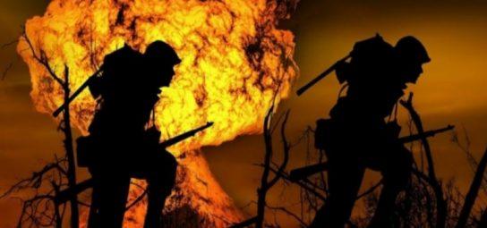 Украинские партизаны уничтожают военную технику ВСУ в Донбассе