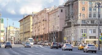 В Москве сократилось число ДТП с участием пешеходов