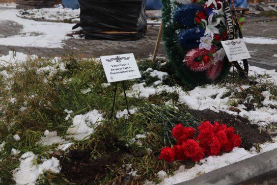 Закладка земли с Поклонной поляны в память о битве за Кавказ прошла в Анадыре