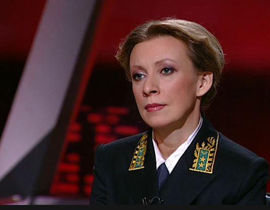 Мария Захарова уличила Запад во лжи