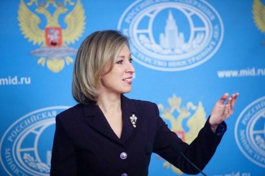 Захарова назвала политические решения Запада «адским перфомансом»