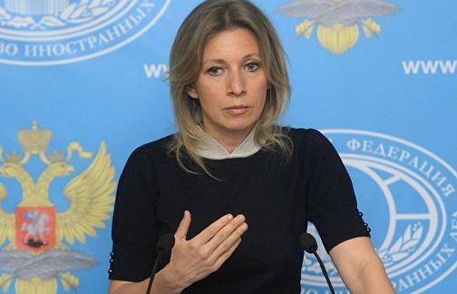 Захарова объяснила стремление США повлиять на выборы в России