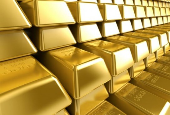 Золотой резерв России достиг нового исторического максимума