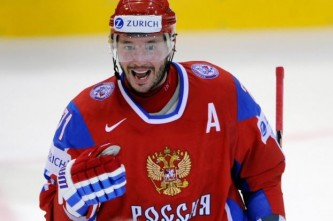 Ковальчук поддержал движение Овечкина «Команда Путина»