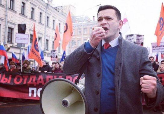 Илья Яшин нашел соперника в своей весовой категории