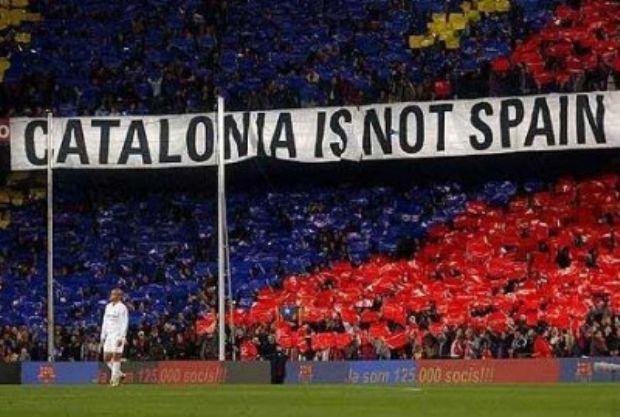 Мадрид потратил $110 миллионов на «усмирение» Каталонии