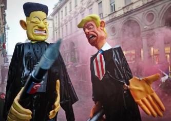 США опасаются провокаций КНДР во время турне Трампа по Азии