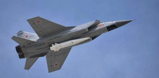 NI: Российский гиперзвуковой комплекс «Кинжал» оставил НАТО в прошлом веке