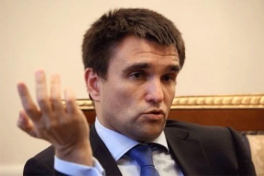 Климкин поддержал американскую идею разбомбить Крымский мост