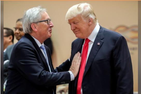 Евросоюз блокирует санкции США против Ирана