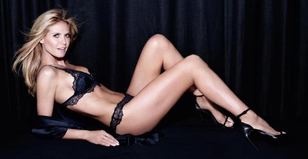 Супермодель Хайди Клум оказалась на вершине списка Forbes