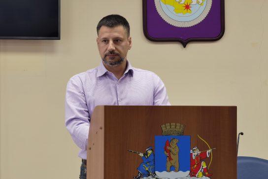 Депутат Сергей Колядко отчитался перед избирателями о своей работе