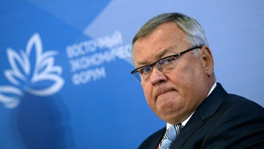Глава ВТБ рассказал о грядущем конфликте России и НАТО
