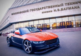 «Бауманка» собирается наладить серийное производство родстеров «Крым»