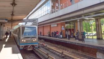 Станция метро «Кунцевская» переходит в особый режим работы