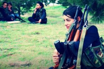 Сирийские курды заключили перемирие с «Исламским государством»