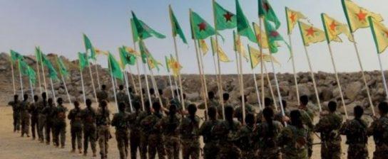 Франция спешит в Сирию на помощь курдским террористам