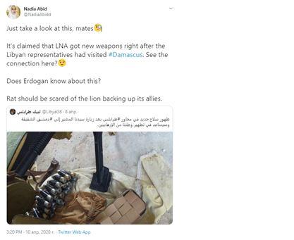 Сирия обучит ливийских пилотов – укрепление двусторонних отношений вызвано желанием осадить турков