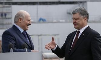 Лукашенко отобрал у Порошенко последний украинский газ