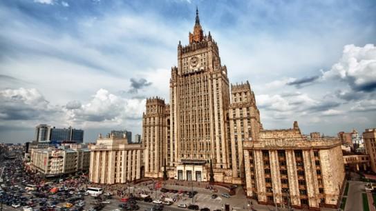 Путин присвоил российским дипломатам новые ранги