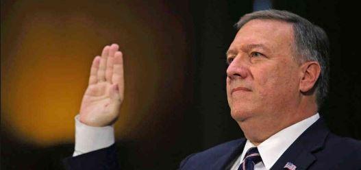 Ключевой комитет Сената поддержал кандидатуру Помпео на пост госсекретаря США