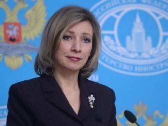 Захарова назвала руководство Латвии «агрегатором фейковых новостей»