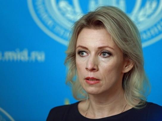 Захарова потребовала от Британии и США предъявить доказательства вины России в отравлении Скрипаля