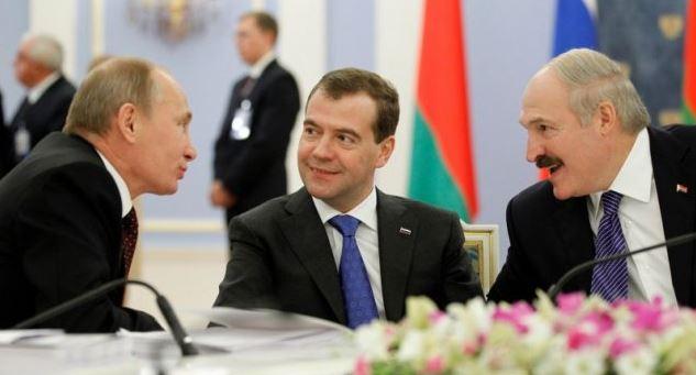 Белоруссия не Украина, Минск всегда будет дружить с Москвой