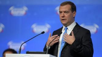 «Единая Россия» поддержит Путина на президентских выборах