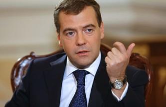 Медведев подсчитал задолженность Белоруссии перед Россией
